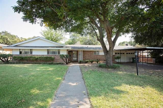1404 Oak Hills Drive, Graham, TX 76450 (MLS #14669587) :: Real Estate By Design