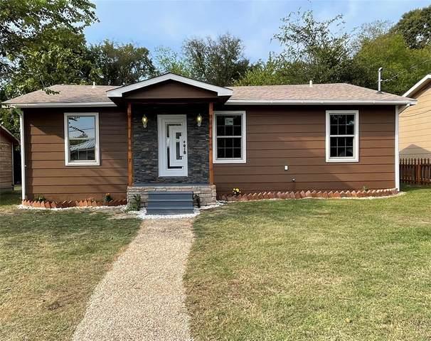 114 Beckham Street W, Sulphur Springs, TX 75482 (MLS #14669612) :: Real Estate By Design