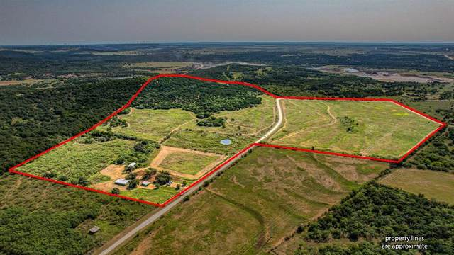 5589 Finis Road, Graham, TX 76450 (MLS #14669613) :: Real Estate By Design