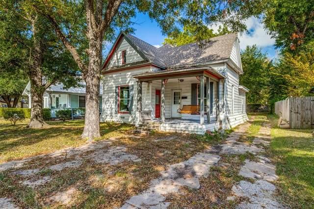 306 W Decatur Street, Ennis, TX 75119 (MLS #14669647) :: EXIT Realty Elite