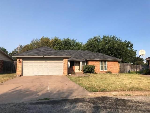 1942 Chimneywood Court, Abilene, TX 79602 (MLS #14669649) :: Real Estate By Design