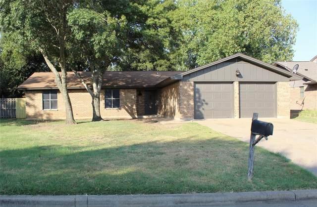 502 Spring Meadow Street, Stephenville, TX 76401 (MLS #14669662) :: Craig Properties Group