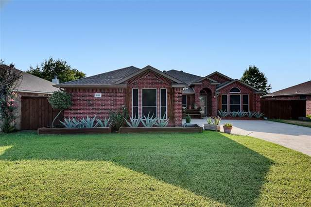 1122 Twin Lakes Drive, Wylie, TX 75098 (MLS #14669668) :: Real Estate By Design