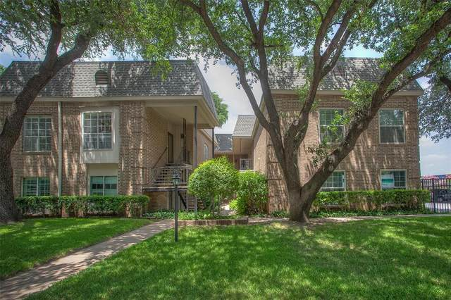 4432 Harlanwood Drive #127, Fort Worth, TX 76109 (MLS #14669681) :: Real Estate By Design