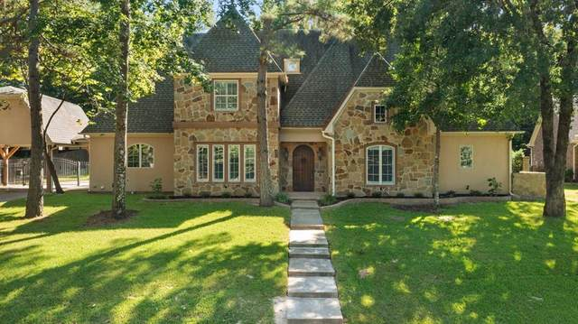 4317 Lazy Creek Drive, Tyler, TX 75707 (MLS #14669692) :: Real Estate By Design