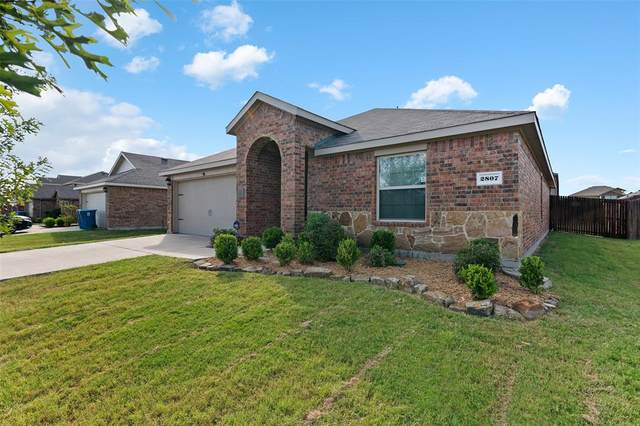 2807 Englenook Drive, Seagoville, TX 75159 (MLS #14669702) :: Real Estate By Design