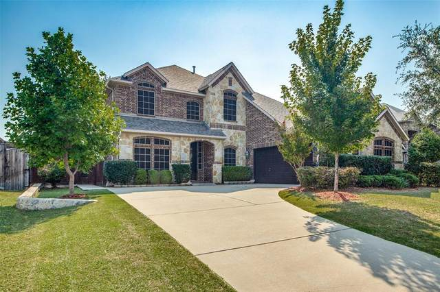 9078 Commonwealth Drive, Frisco, TX 75033 (MLS #14669706) :: Robbins Real Estate Group