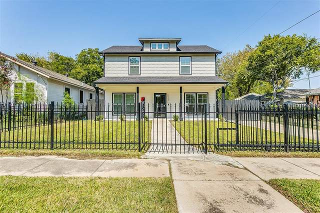 1012 W Bowie Street, Fort Worth, TX 76110 (MLS #14669707) :: The Hornburg Real Estate Group