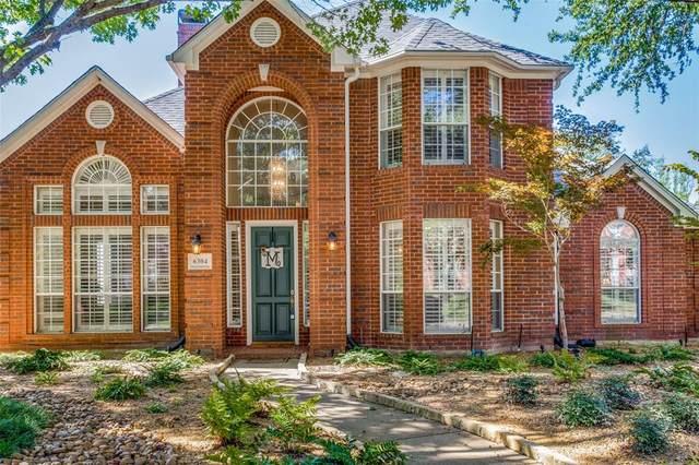 6304 Birchmont Drive, Plano, TX 75093 (MLS #14669710) :: Real Estate By Design