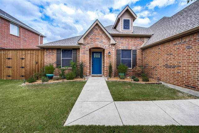 2437 Morning Dew Drive, Little Elm, TX 75068 (MLS #14669719) :: Real Estate By Design