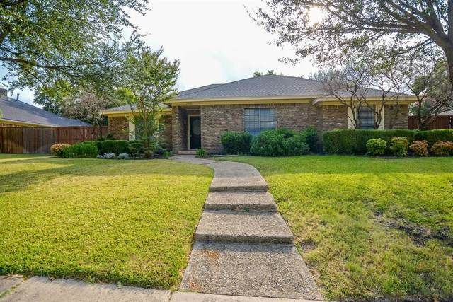 5008 Andover Drive, Plano, TX 75023 (MLS #14669734) :: Russell Realty Group