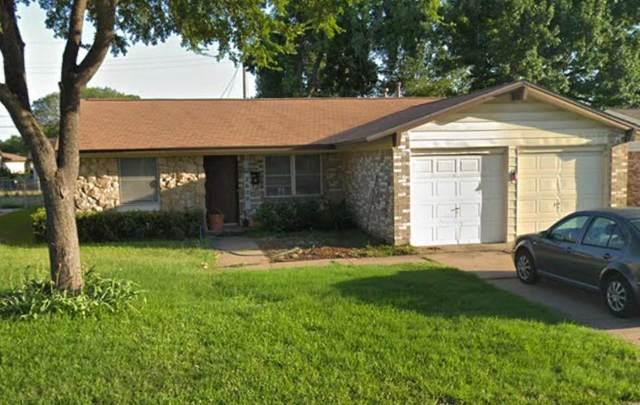 2620 Burning Tree Lane, Irving, TX 75062 (MLS #14669755) :: Maegan Brest   Keller Williams Realty
