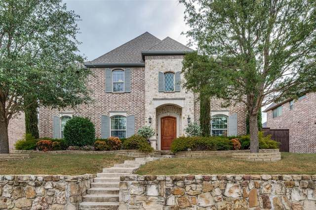 4196 Chevy Chase Lane, Frisco, TX 75033 (MLS #14669758) :: The Good Home Team