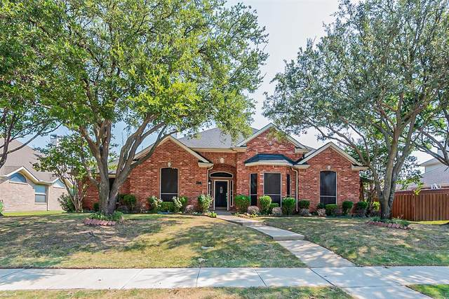920 Granview Drive, Lewisville, TX 75067 (MLS #14669768) :: Real Estate By Design