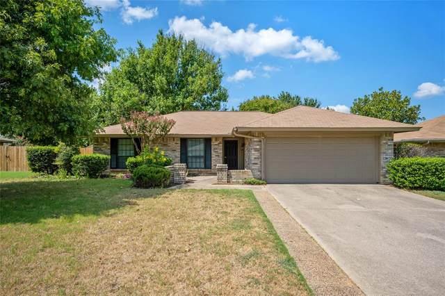 417 Anice Lane, Euless, TX 76039 (MLS #14669779) :: Real Estate By Design