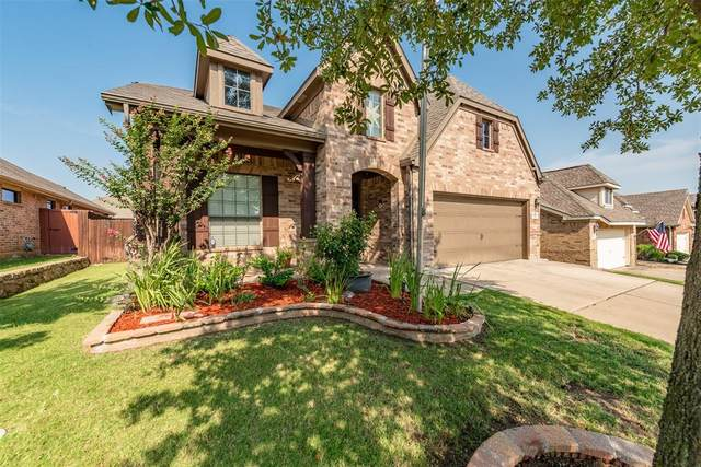 12513 Falabella Way, Fort Worth, TX 76244 (MLS #14669787) :: Team Hodnett