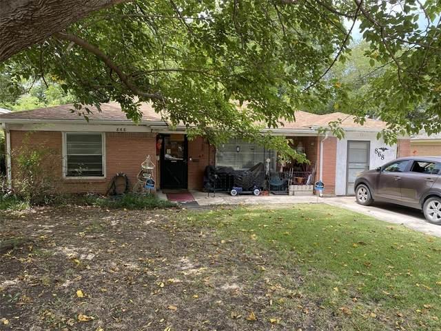 868 June Drive, White Settlement, TX 76108 (MLS #14669794) :: Lisa Birdsong Group | Compass