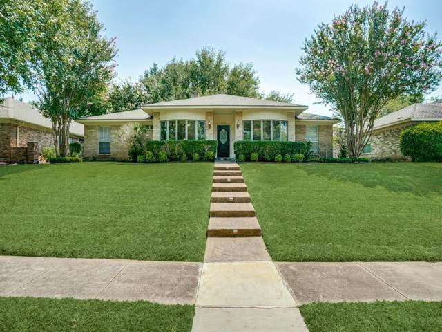 2106 Portsmouth Drive, Richardson, TX 75082 (MLS #14669796) :: Russell Realty Group