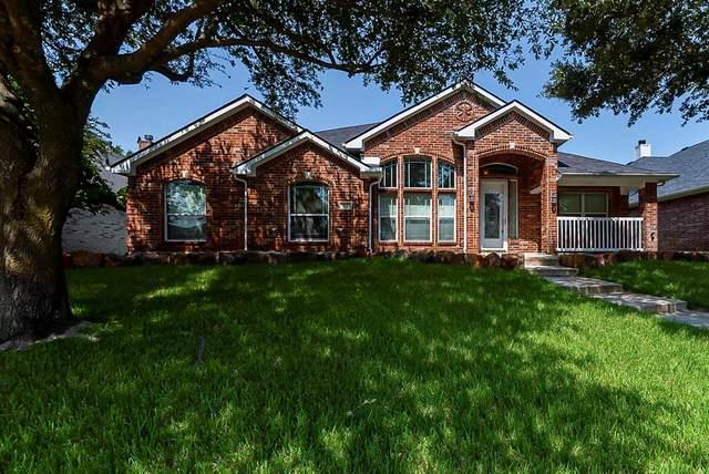 921 Trinity Drive, Lancaster, TX 75146 (MLS #14669815) :: The Krissy Mireles Team