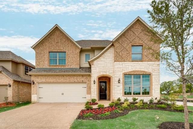 4008 Crowe Lane, Mckinney, TX 75071 (MLS #14669820) :: All Cities USA Realty