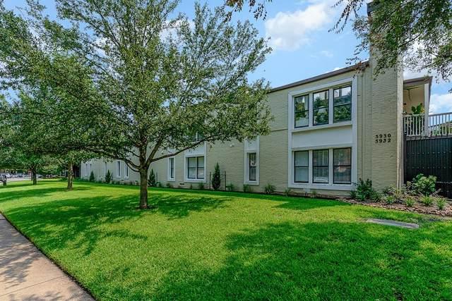 5932 Sandhurst Lane #217, Dallas, TX 75206 (MLS #14669825) :: VIVO Realty