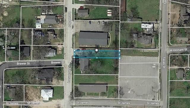 TBD Locust Street, Sulphur Springs, TX 75482 (MLS #14669831) :: Craig Properties Group