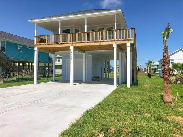4133 Fort Bend Drive, Galveston, TX 77554 (MLS #14669854) :: The Russell-Rose Team