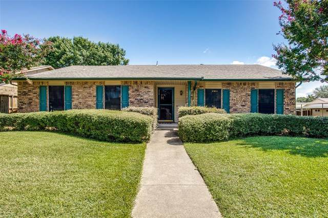 4210 Aralia Street, Mesquite, TX 75150 (MLS #14669864) :: Wood Real Estate Group