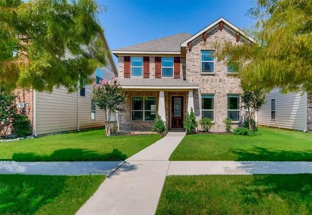 1105 Marietta Lane, Aubrey, TX 76227 (MLS #14669865) :: Real Estate By Design