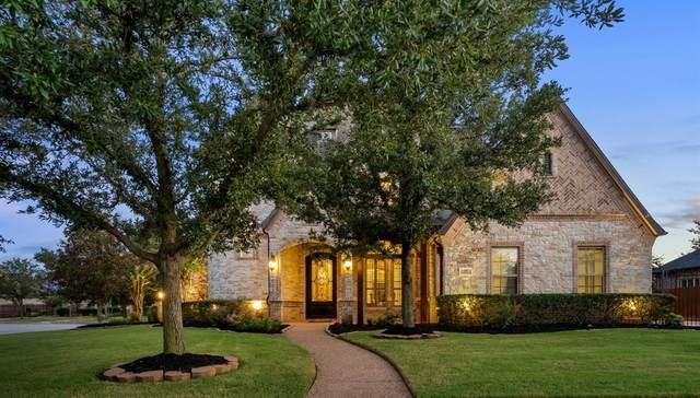 2201 Camden Circle, Southlake, TX 76092 (MLS #14669879) :: The Hornburg Real Estate Group