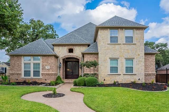 628 Trailhead Drive, Southlake, TX 76092 (MLS #14669900) :: Real Estate By Design