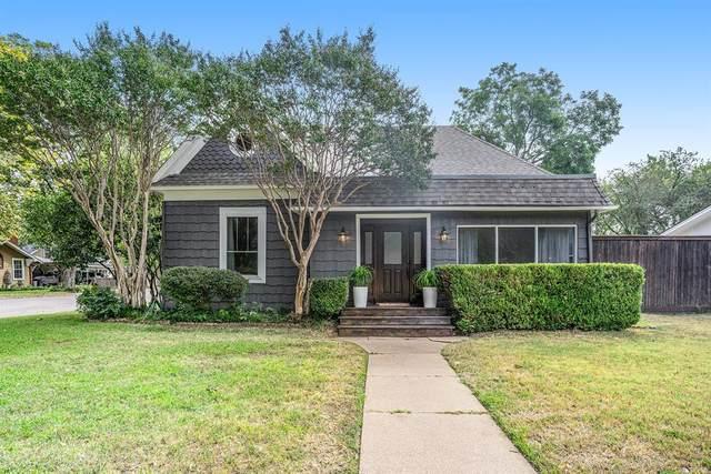 301 Forrest Avenue, Cleburne, TX 76033 (MLS #14669903) :: Maegan Brest | Keller Williams Realty