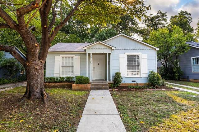 2725 Wayside Avenue, Fort Worth, TX 76110 (#14669905) :: Homes By Lainie Real Estate Group