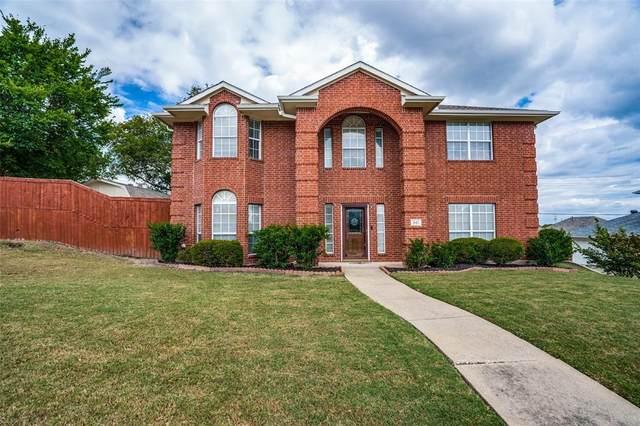 901 Foxwood Lane, Wylie, TX 75098 (MLS #14669916) :: Frankie Arthur Real Estate