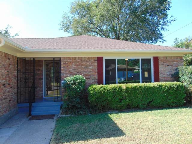 8624 Reva Street, Dallas, TX 75227 (MLS #14669924) :: Real Estate By Design