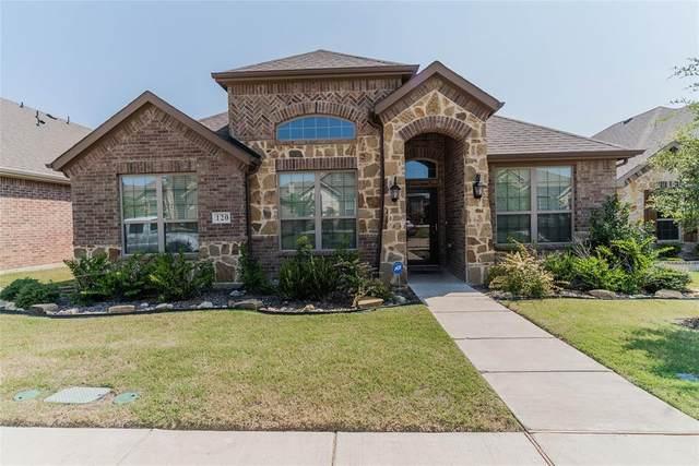 120 Happy Lane, Red Oak, TX 75154 (MLS #14669926) :: Lisa Birdsong Group | Compass