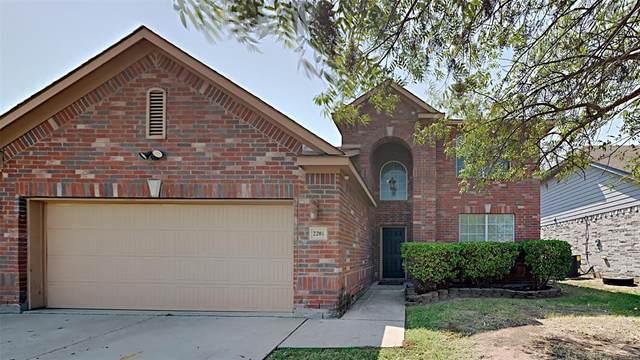 2201 Deniro Drive, Fort Worth, TX 76134 (MLS #14669938) :: Wood Real Estate Group