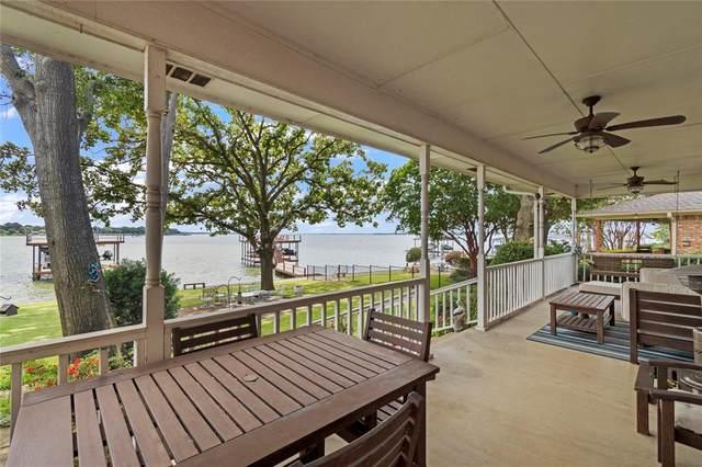 193 Seaside Drive, Gun Barrel City, TX 75156 (MLS #14669957) :: The Good Home Team