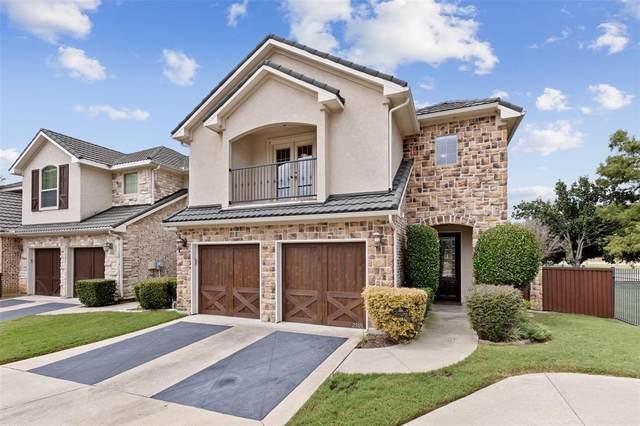 2509 Fountain Cove, Carrollton, TX 75006 (#14669969) :: Homes By Lainie Real Estate Group