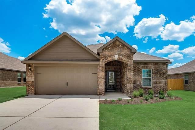 1017 Mcdonald Drive, Crowley, TX 76036 (MLS #14669977) :: Craig Properties Group