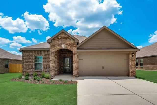 1001 Mcdonald Drive, Crowley, TX 76036 (MLS #14669982) :: Craig Properties Group
