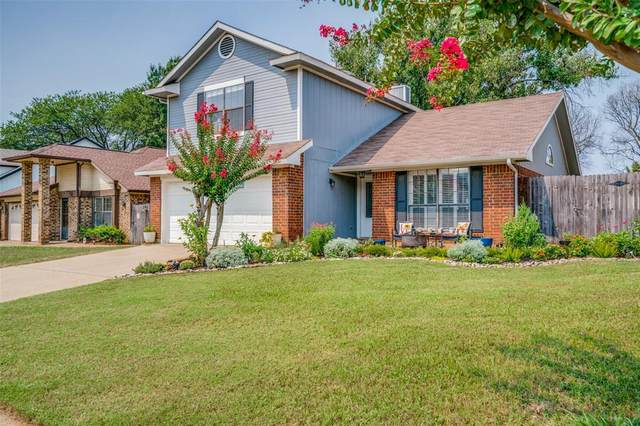 1431 Thistlewood Lane, Grapevine, TX 76051 (MLS #14669989) :: The Rhodes Team