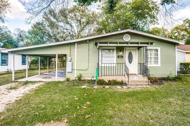 911 N 23 1/2 Street, Corsicana, TX 75110 (MLS #14670005) :: Crawford and Company, Realtors