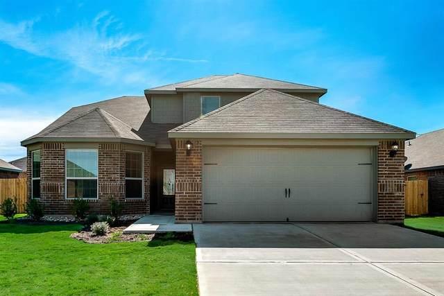 1025 Mcdonald Drive, Crowley, TX 76036 (MLS #14670007) :: Craig Properties Group