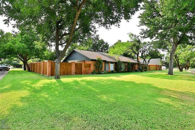 55 Hedges Road, Abilene, TX 79605 (MLS #14670023) :: Real Estate By Design
