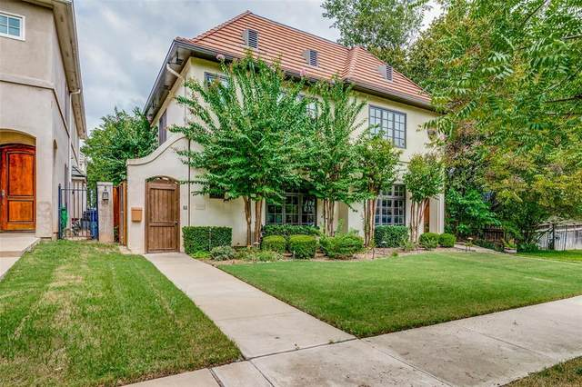 3326 W 6th Street, Fort Worth, TX 76107 (#14670025) :: Homes By Lainie Real Estate Group