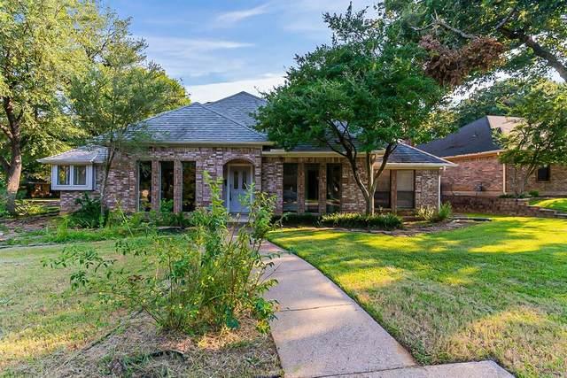 4000 Fort Branch Drive, Arlington, TX 76016 (MLS #14670026) :: Real Estate By Design