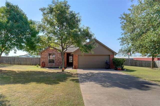 154 Hunters Circle, Weatherford, TX 76088 (MLS #14670034) :: The Good Home Team