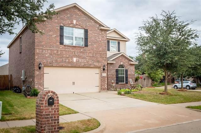 100 Brookbank Court, Crowley, TX 76036 (MLS #14670035) :: The Hornburg Real Estate Group