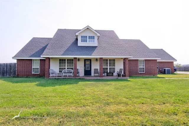 1025 County Road 127, Tuscola, TX 79562 (MLS #14670066) :: VIVO Realty